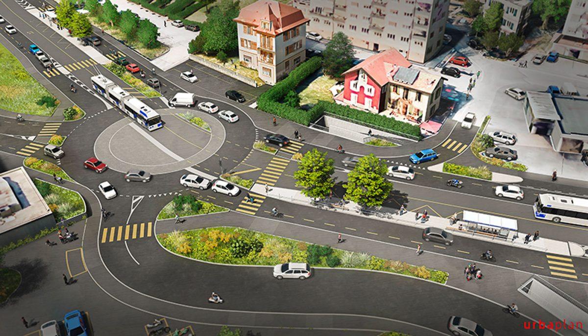 Bussigny – Lutry-Corniche