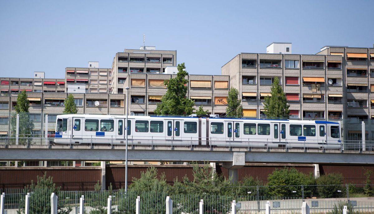 Lausanne-Flon – Renens-Gare