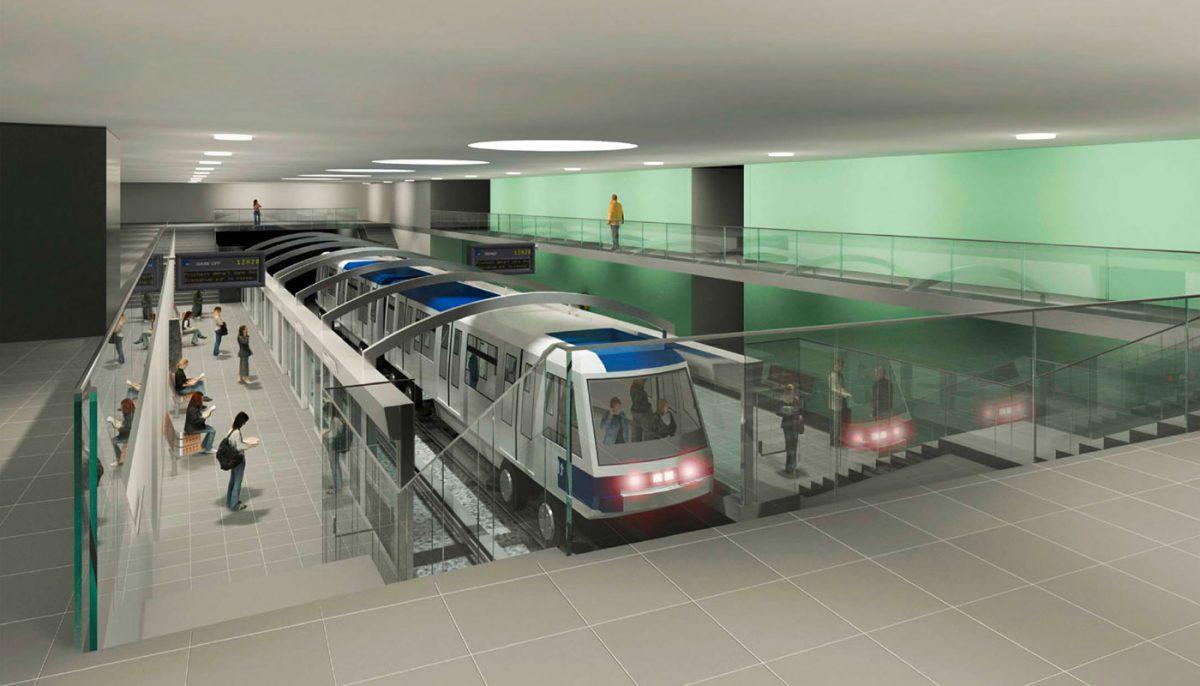 Lausanne-Gare – Blécherette