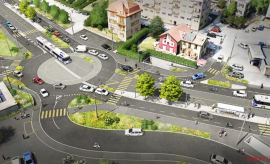 Lutry-réaménagent Grand-Pont